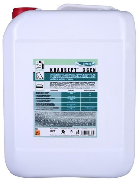 KVARSEPT 3 GEN 5l dezinfekce