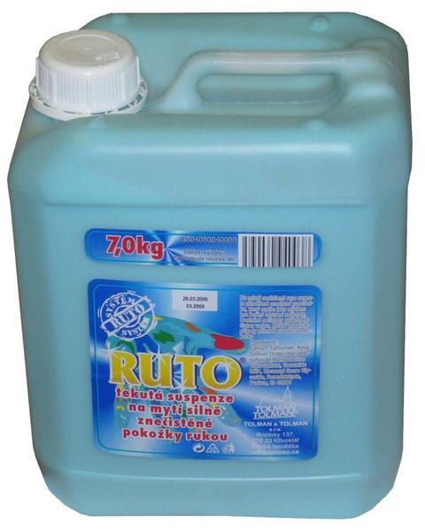 RUTO 7kg tekutá suspenze na mytí rukou