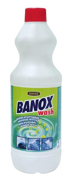 BANOX WASH 1l na bělení prádla