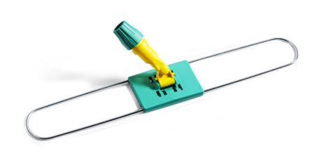 Držák MOPU KOVOVÝ sklopný s plastovým kloubem 80cm
