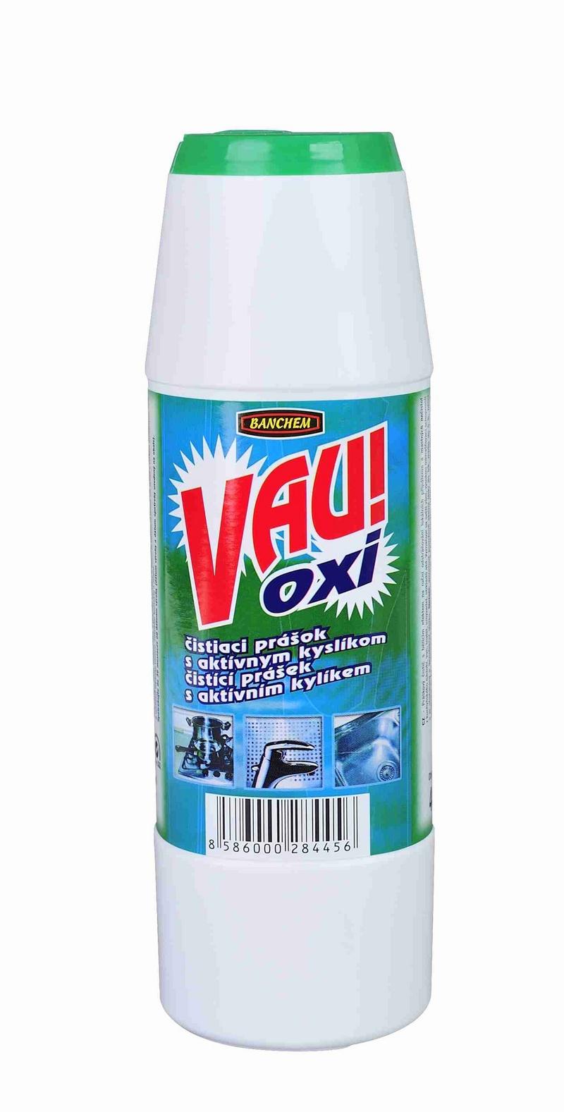 VAU! OXI 400g dezinfekční sypký prášek