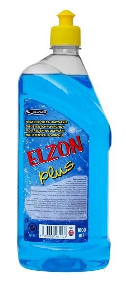 ELZON PLUS 1l na podlahy