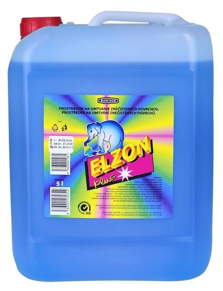 ELZON PLUS 5l na podlahy