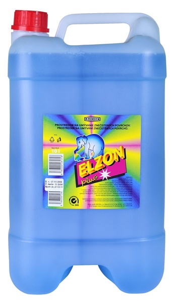 ELZON PLUS 10l na podlahy