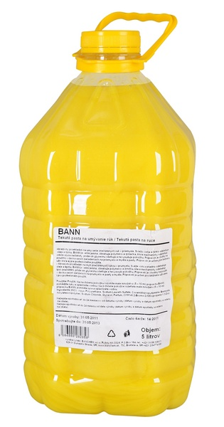 BANN tekutá pasta na ruce 5l