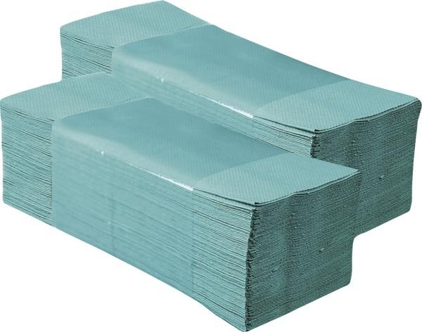 ALTER CLASSIC pap.ručníky Z-Z zelené 1V NONAME