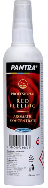 PANTRA PROFESIONAL RED FEELING 150ml aromat.conc.